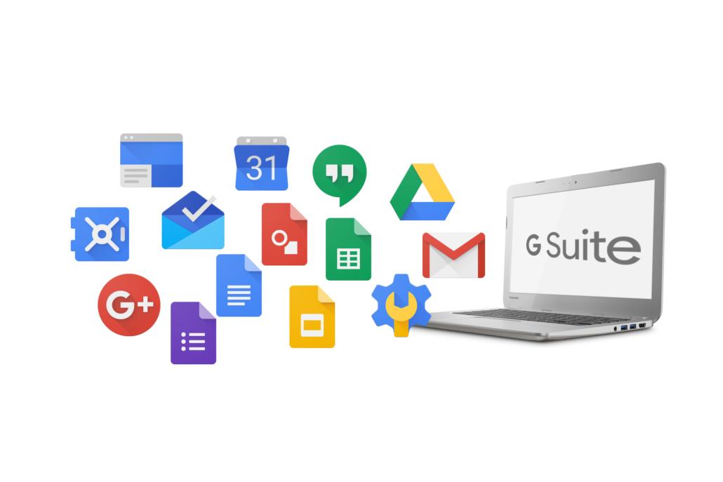 Partenaire Google GSuite à Saumur