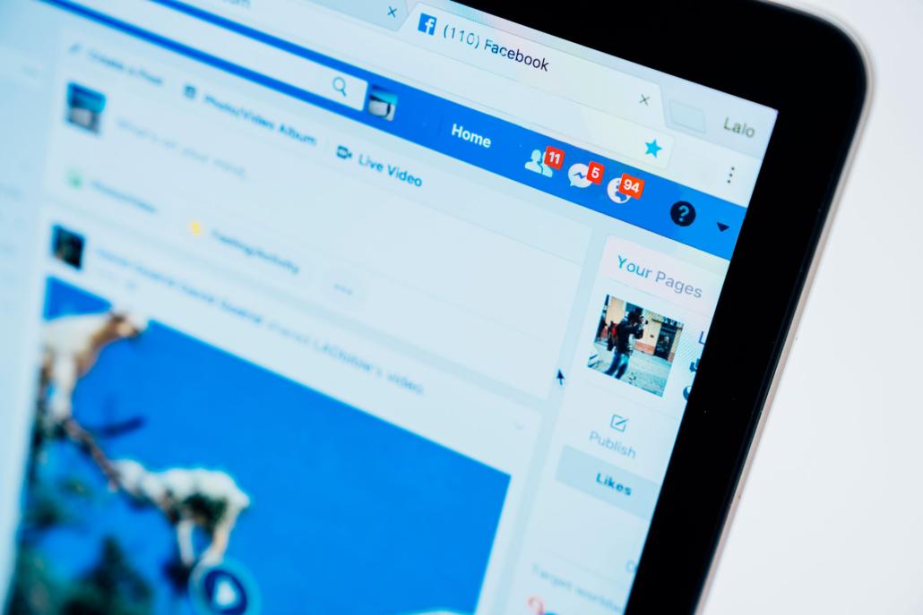 Optimisation de pages Facebook et présence SMO à Saumur